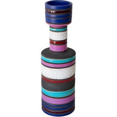 """Rochetto"" Vase by Ettore Sottsass"