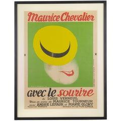 Avec Le Sourire / with a Smile