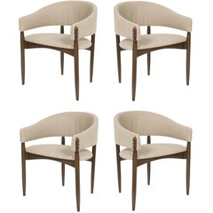 Set of Four Enroth Dining Chairs