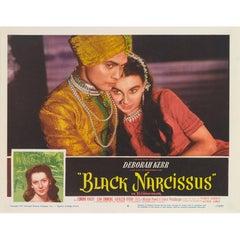 """Black Narcissus"" Original US Lobby Card"