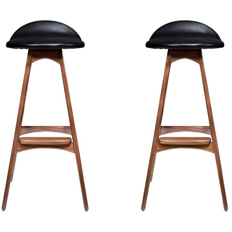 Set of Two Boyd Counter Stools For Sale