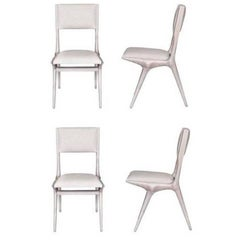 Set of Four Boone Dining Chairs