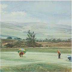 Gleneagles Golf Club by Arthur Weaver