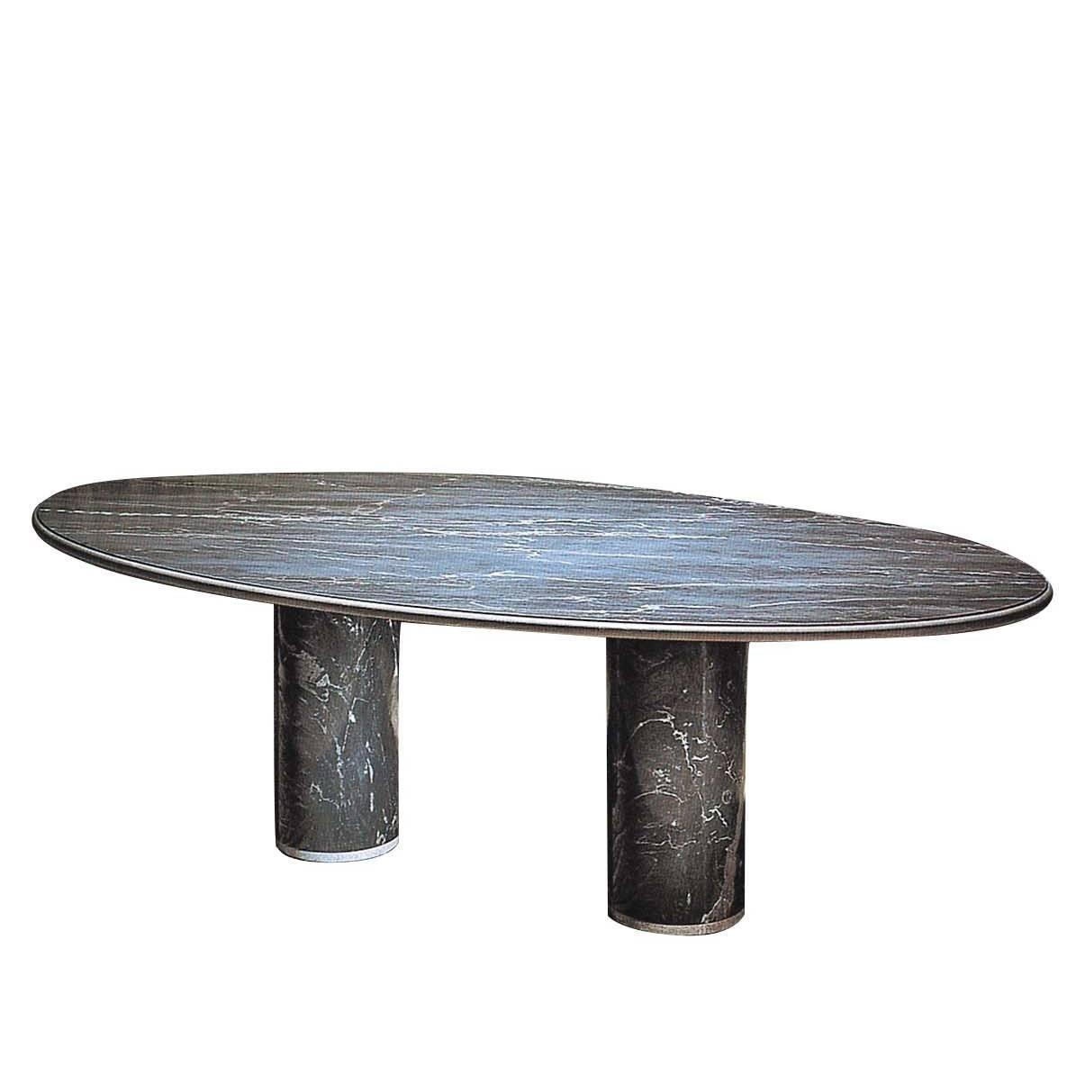Ovale del Giardiniere Table by Achille Castiglioni