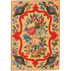 Vintage Royal School of Needlework Rug for Vigo Gallery