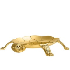 Golden Tortoise Tray