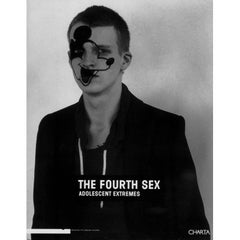 The Fourth Sex Adolescent Extremes Book by Raf Simons & Francesco Bonami, 2003