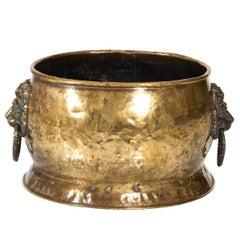 18th Century Brass Wine Cooler