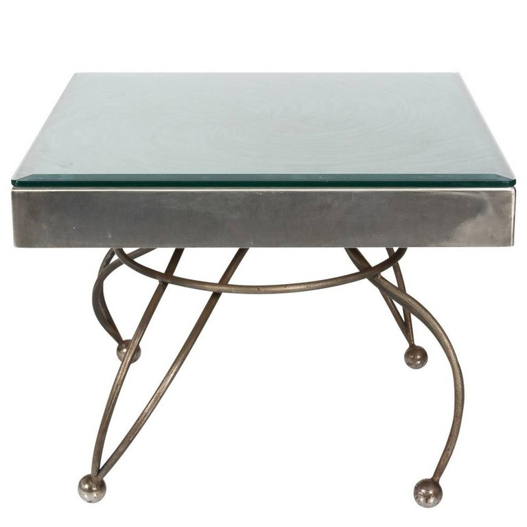 Stainless steel northampton table for sale at 1stdibs for Furniture northampton