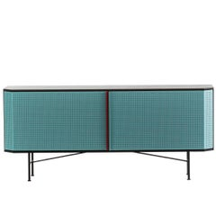 Perf Credenza by Moroso with Diesel in Metal and Wood