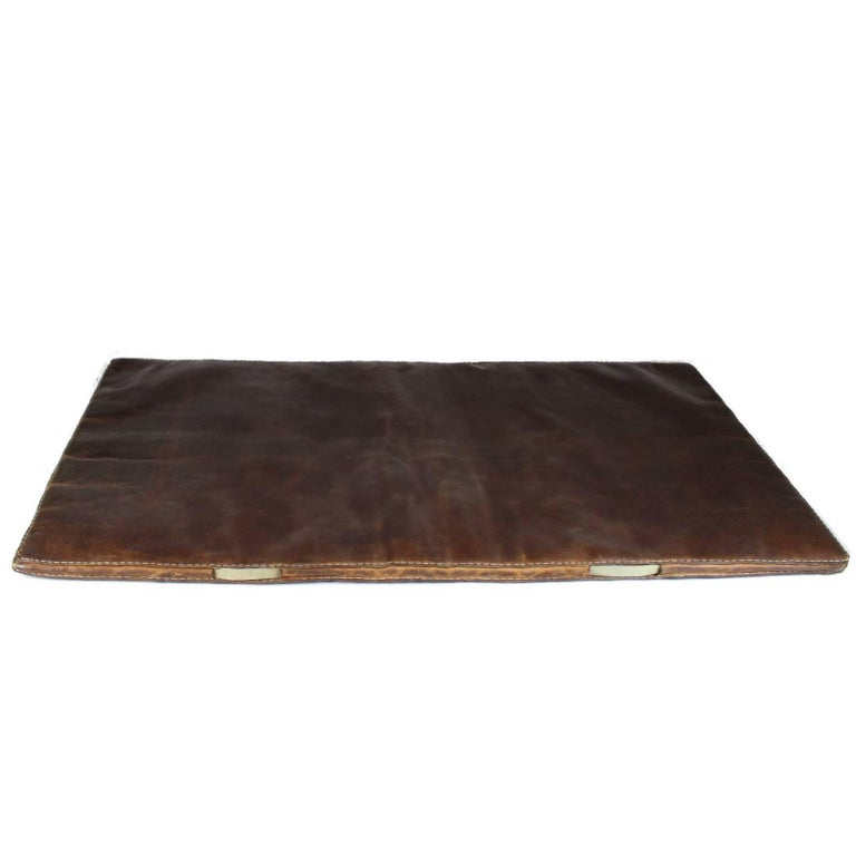 Leather Gym Mat For Sale At 1stdibs
