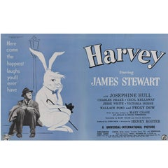 """Harvey"" Original British Trade Advertisement"