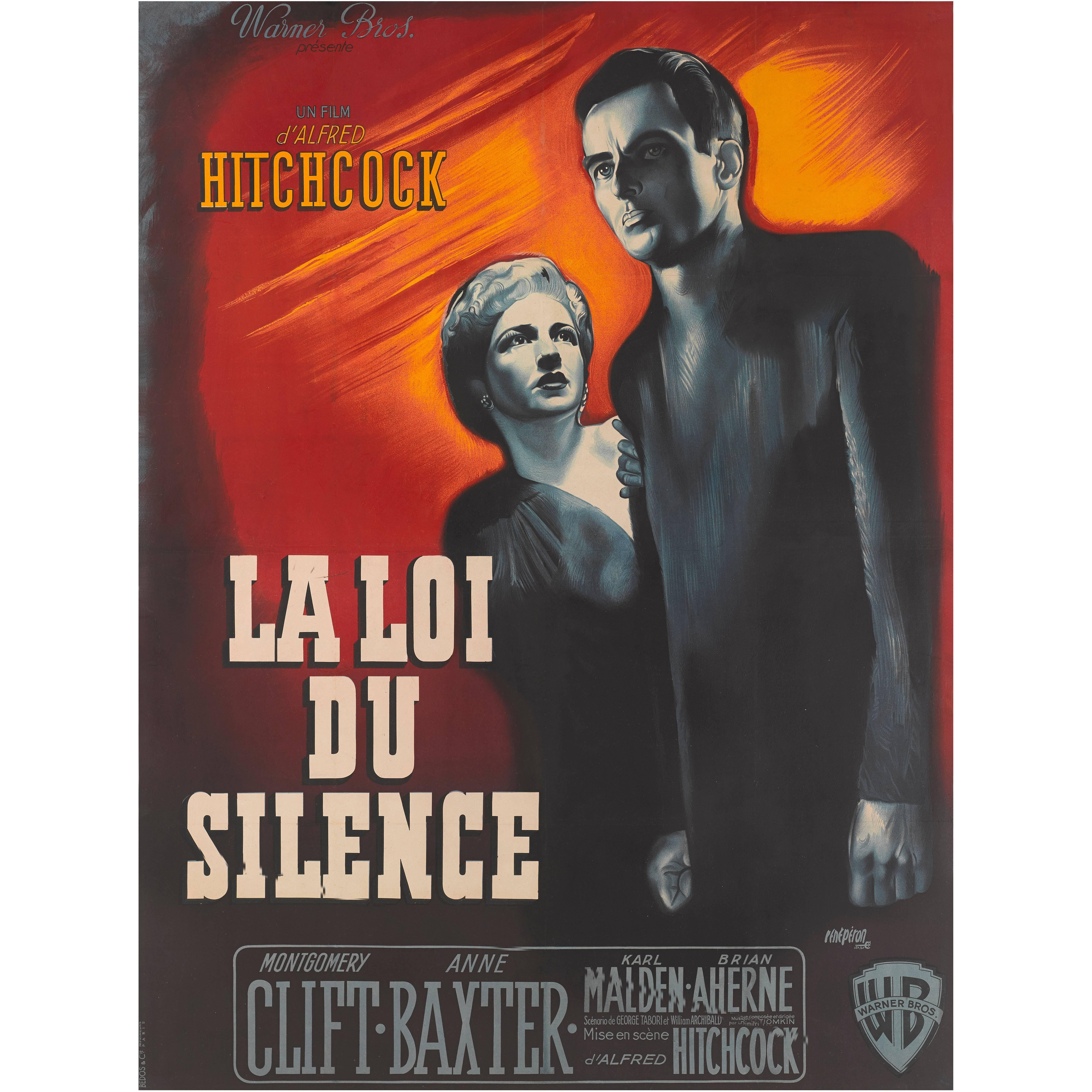 I Confess / La Loi Du Silence