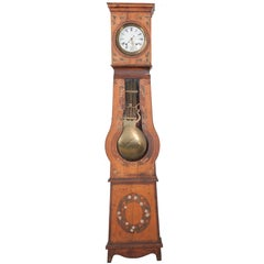 French 19th Century Tall Case Clock