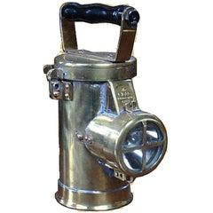 Inspection Brass Lamp