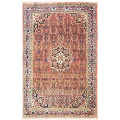 Splendid Persian Bijar Rug