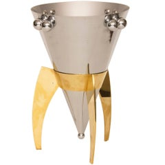 Awesome Champagne Bucket Made for the 1968 Olympics