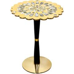 Brass Kismet Table