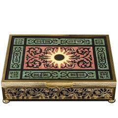 Sun Luxury Hinged Box