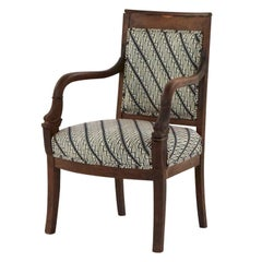 French Fish Scale Chair