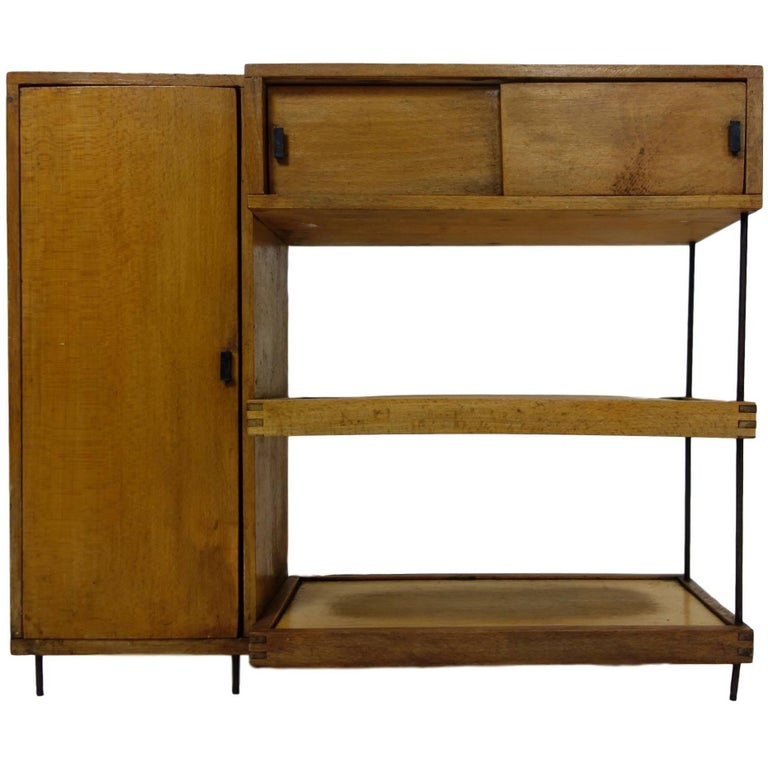 Midcentury Cabinet Model