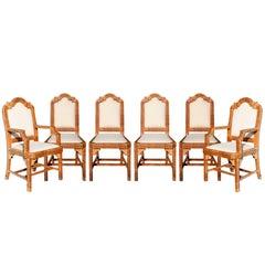 1980s Six-Piece Seating Set