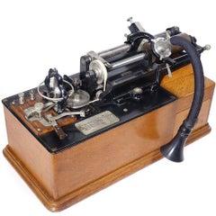 1800s Edison Class M Electric