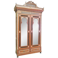 Mother-of-Pearl Wardrobes and Armoires