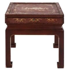 19th Century Kimono Box