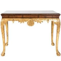 English Console Table, circa 1840