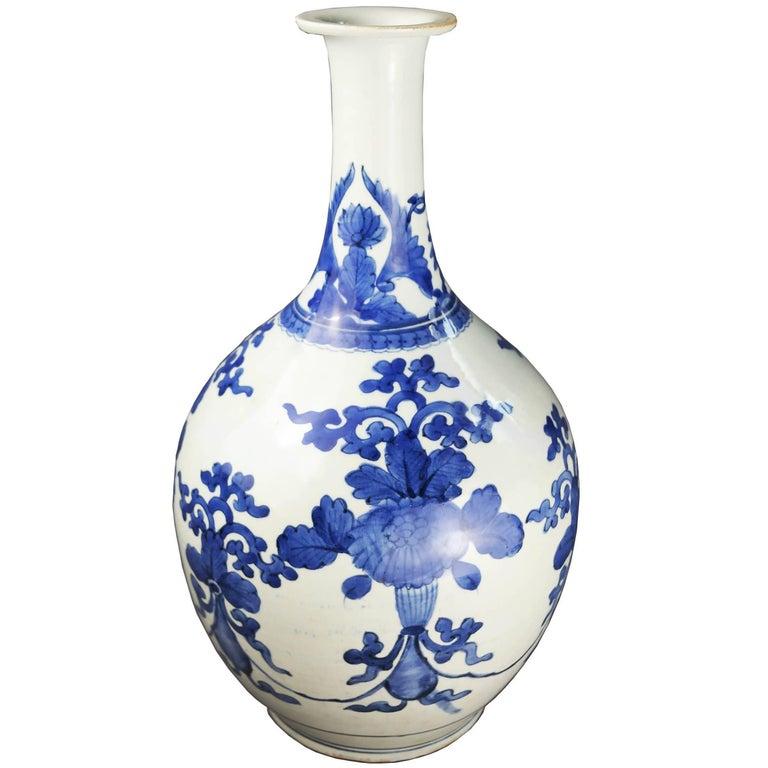 Mid-19th Century, Imari Sake Vase, Edo Period, Art of Japan