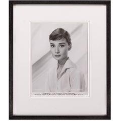 Audrey Hepburn Publicity Photo