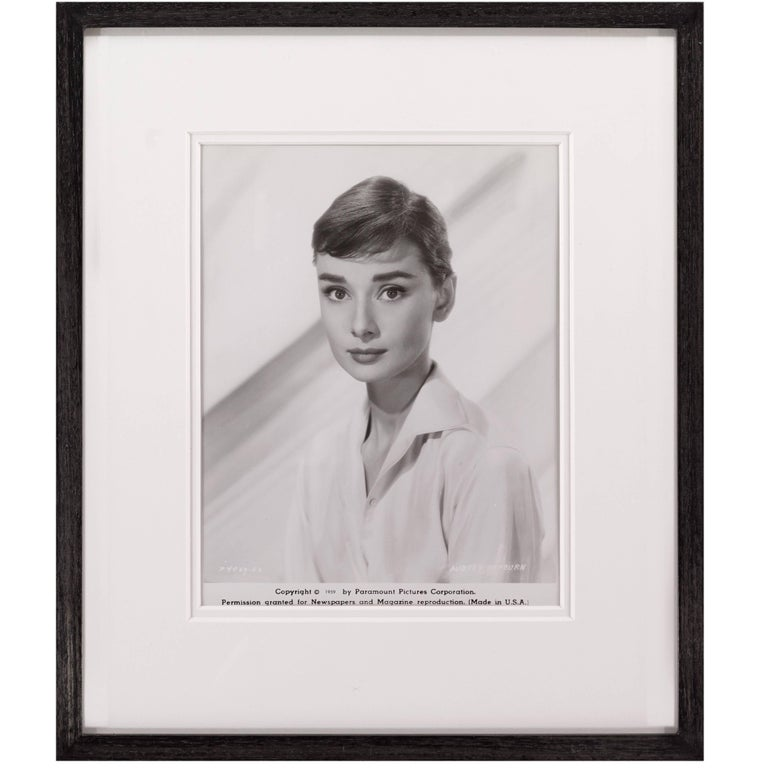 Audrey Hepburn Six Image Lenticular by Matthew Andrews For Sale at ...