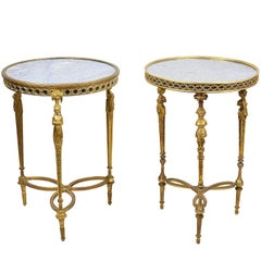Louis XVI Tables, After Weisweiler