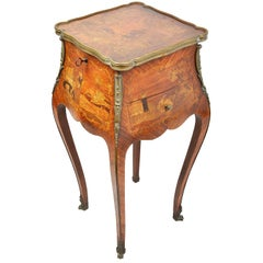 Louis XVI Style Side Table, circa 1880
