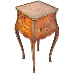 Louis XVI Style Side Table, circa 1880
