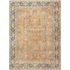Antique Persian Kerman Carpet