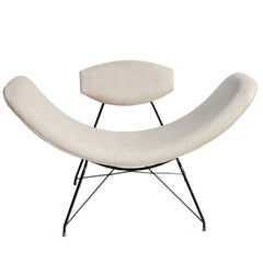 Martin Eisler & Carlo Hauner Brazilian Modern Reversible Chair