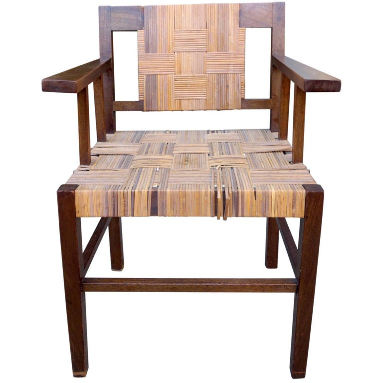 Early Mid-Century Francis Jourdain Armchair