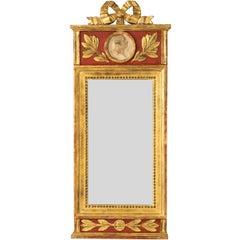 Gustavian Mirror by George Lindberg, circa 1800s