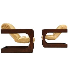Lou Hodges Lounge Chairs for California Design Group