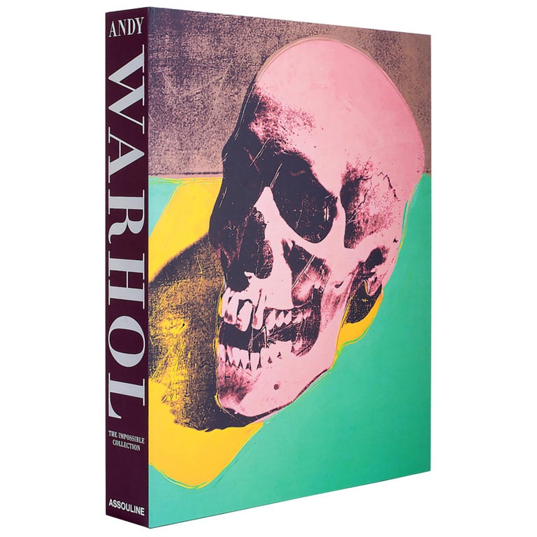 """""""The Impossible Collection of Warhol"""" Book For Sale"""