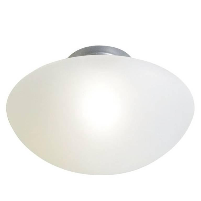 """Sillabone"" Wall and Ceiling Lamp Designed by Piero Castiglioni for FontanaArte"