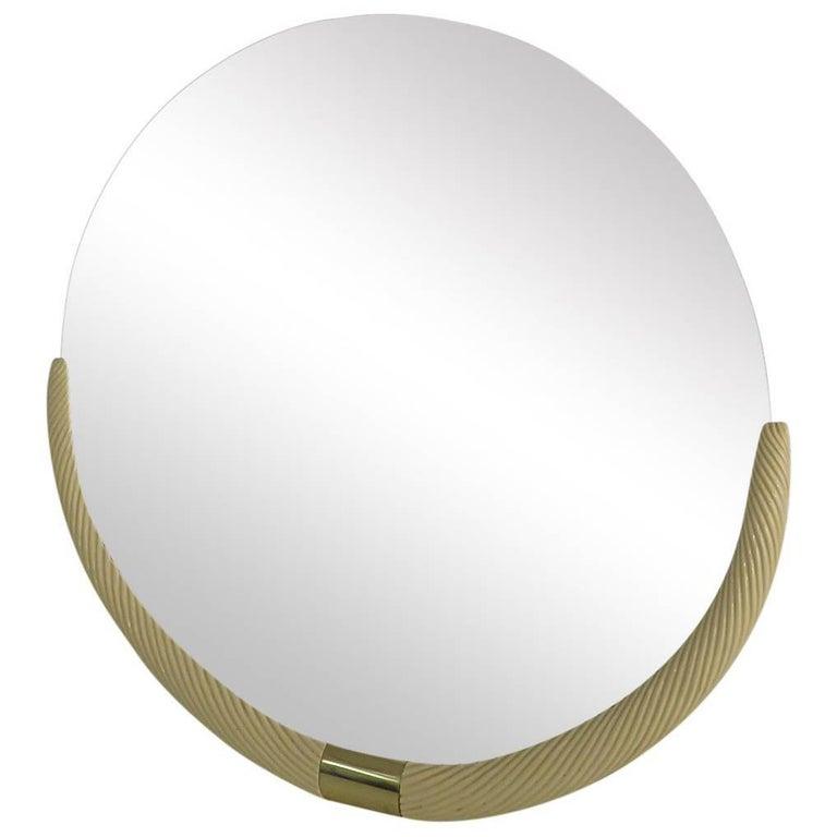Mid century modern Mirror