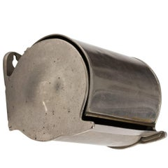 Victorian Covered Toilet Paper Holder