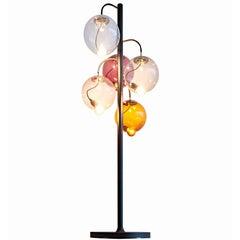 Meltdown Floor Lamp Designed by Johan Lindstén for Cappellini