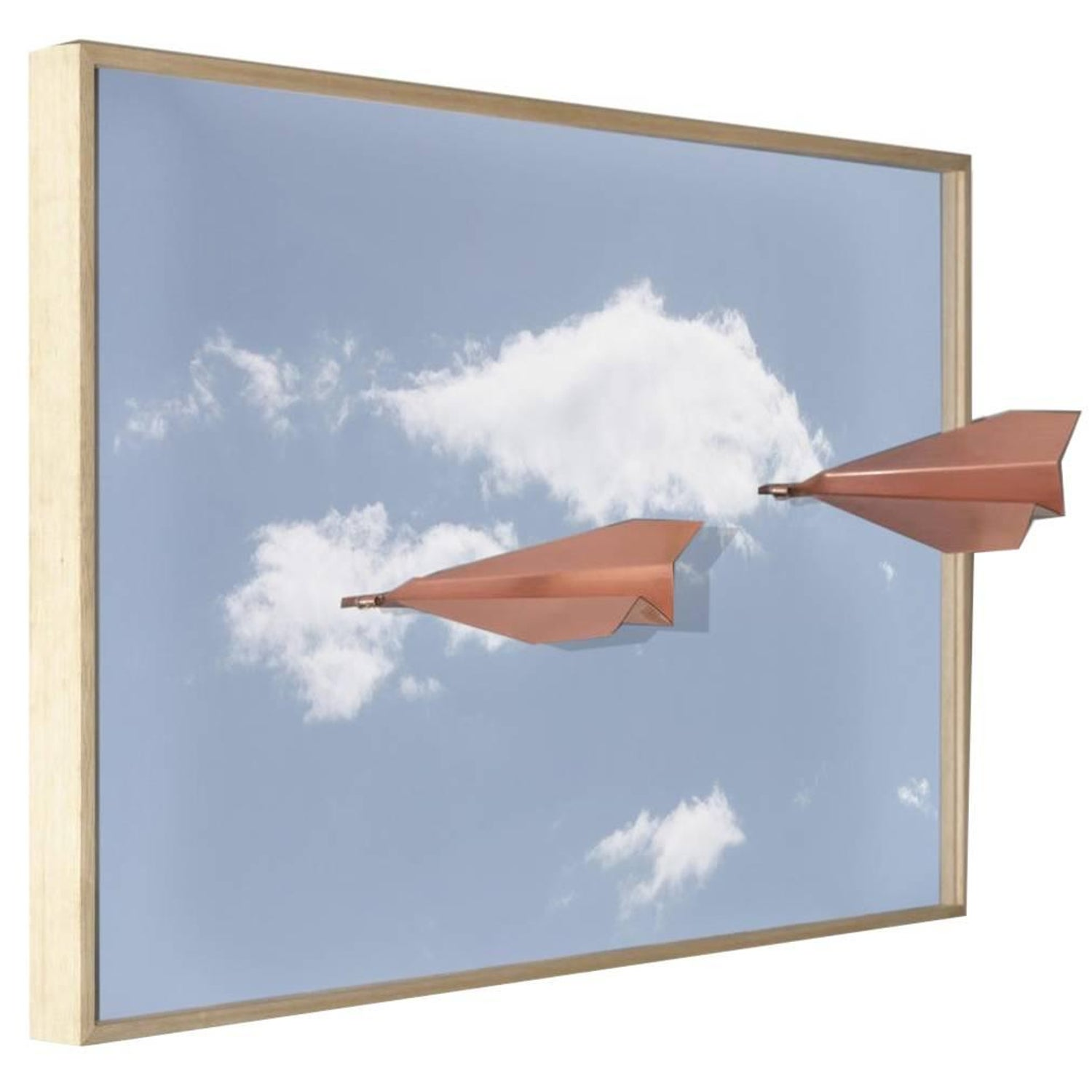 Airplane on a frame picture for sale at 1stdibs jeuxipadfo Gallery