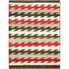 Unusual Navajo Rug