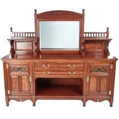 Fantastic Quality Gillow and Co. Mahogany Sideboard