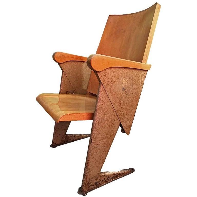 Six Small Armchairs, Design Gastone Rinaldi, 1950